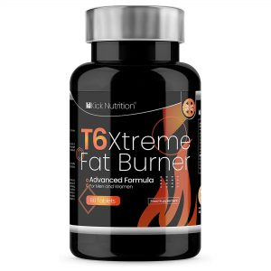 Extreme T6 - High Strength Fat Burners